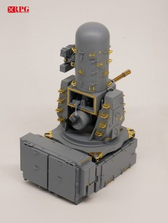 RPG Model 1//35 20mm Gatling Gun Radiator for #RPG35005 MK 15 Phalanx CIWS kit