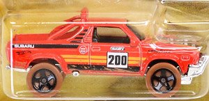 Hot Wheels Auto Motive Assort Off Road trucks Subaru Brat (完成品)