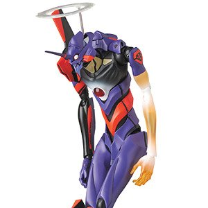 Mafex No.086 Evangelion Unit-01 (Awakening) (Completed)