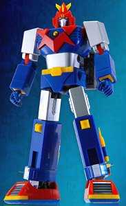 Mini Action Figure Voltes V (Completed)