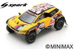 Peugeot 3008 Dakar NOREV 1:64