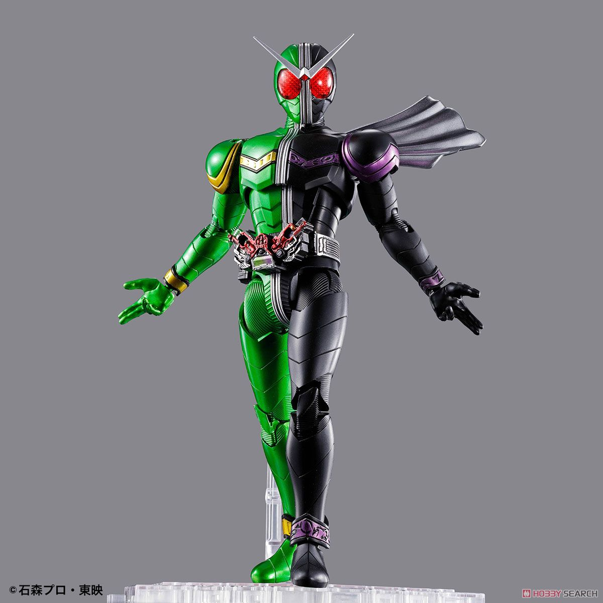 Figure-rise Standard Kamen Rider Double Cyclone Joker (Plastic model) Item picture2
