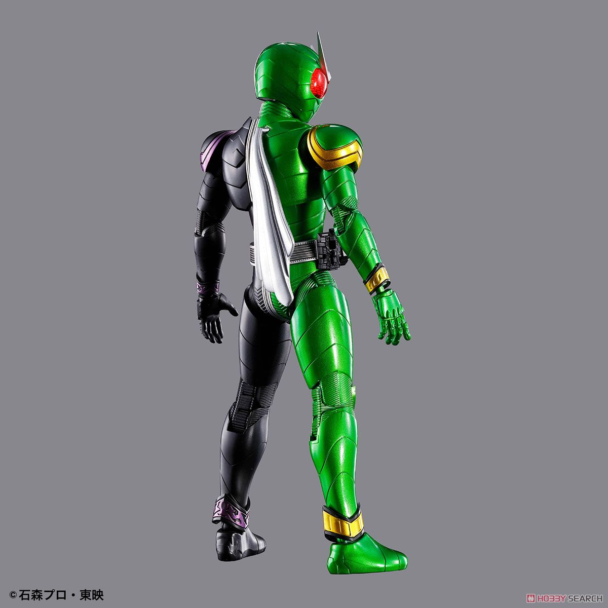 Figure-rise Standard Kamen Rider Double Cyclone Joker (Plastic model) Item picture3