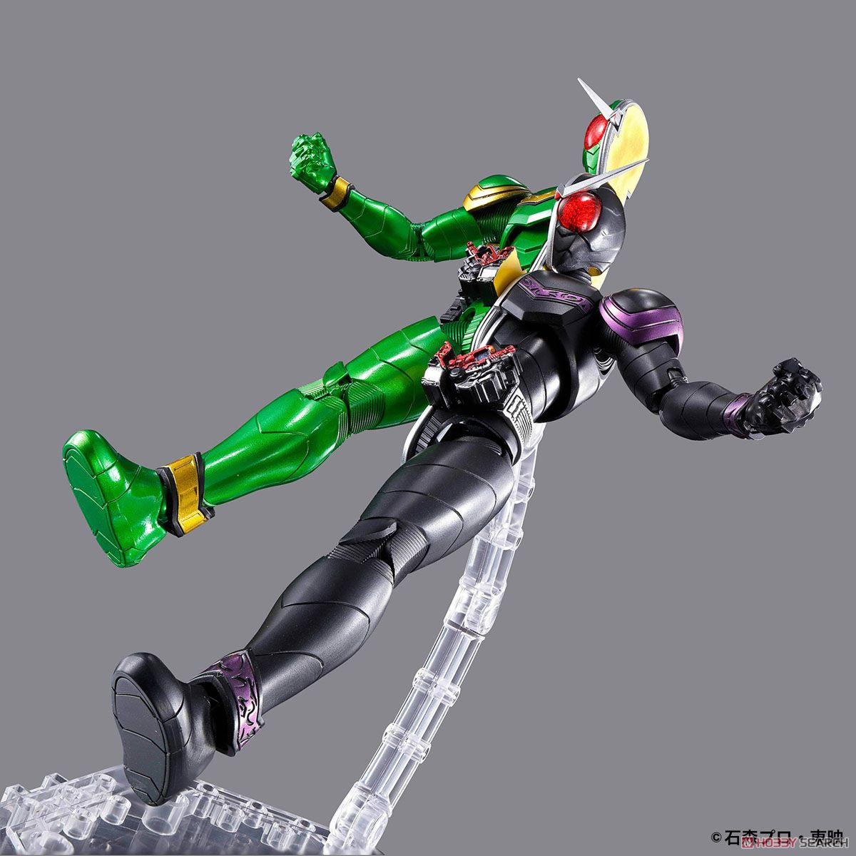 Figure-rise Standard Kamen Rider Double Cyclone Joker (Plastic model) Item picture6