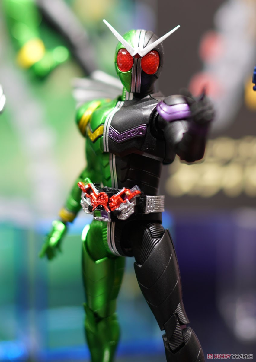 Figure-rise Standard Kamen Rider Double Cyclone Joker (Plastic model) Other picture10