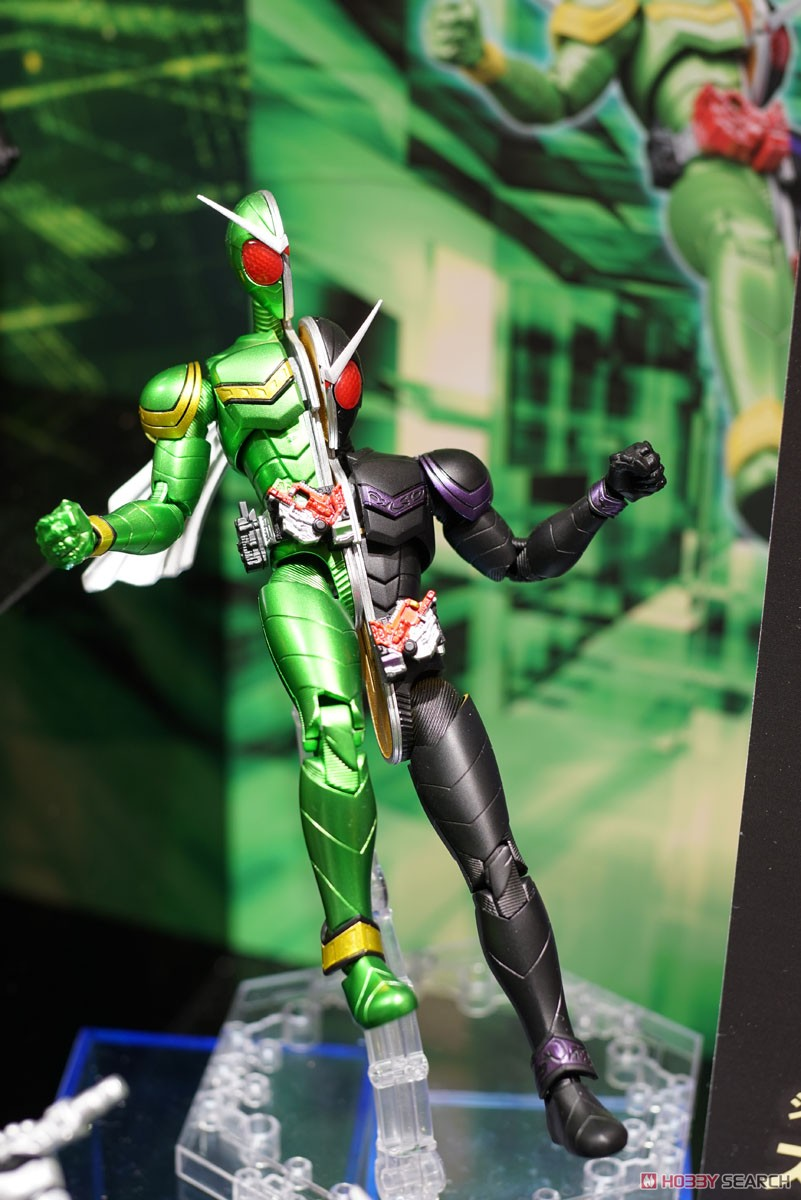 Figure-rise Standard Kamen Rider Double Cyclone Joker (Plastic model) Other picture8