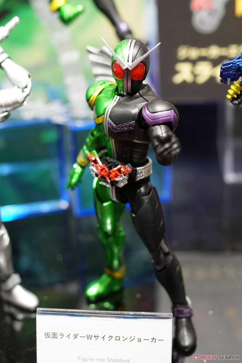 Figure-rise Standard Kamen Rider Double Cyclone Joker (Plastic model) Other picture9