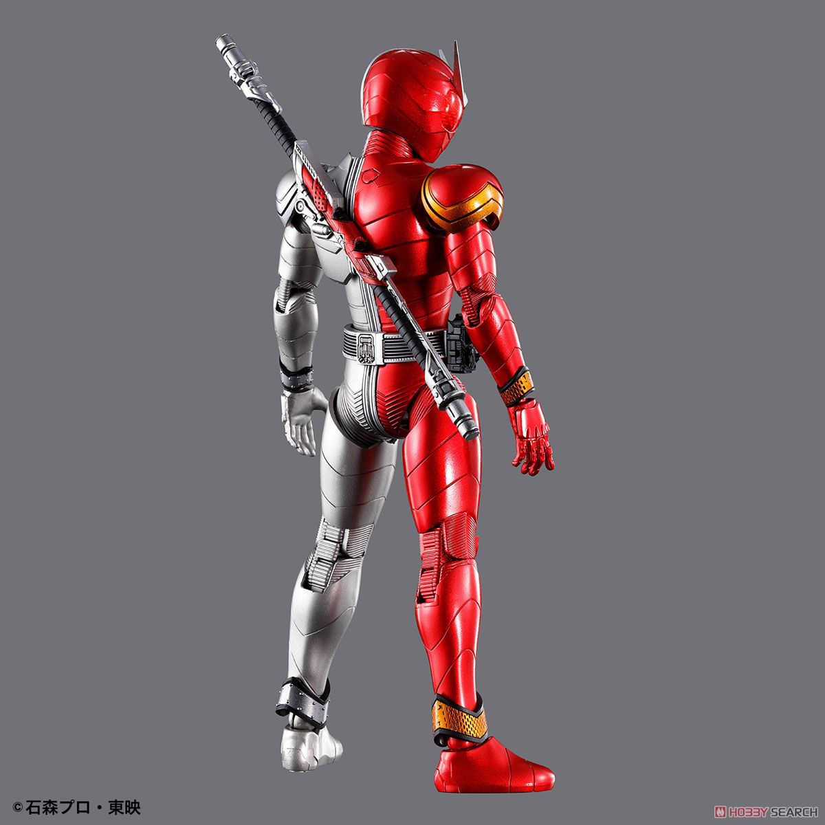 Figure-rise Standard Kamen Rider Double Heat Metal (Plastic model) Item picture3