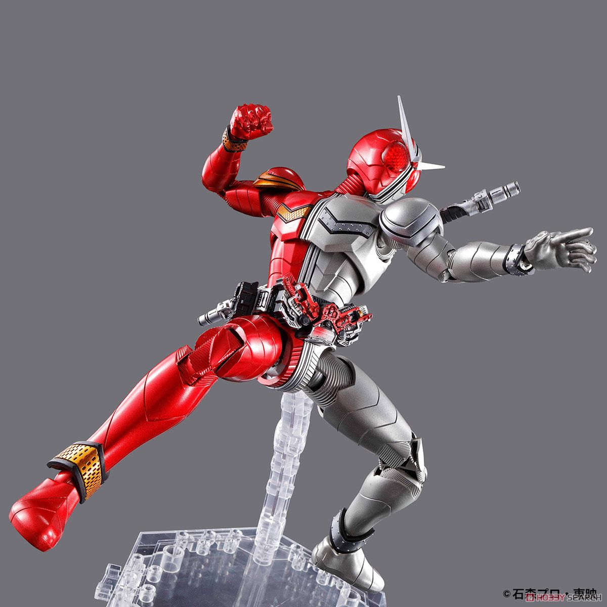 Figure-rise Standard Kamen Rider Double Heat Metal (Plastic model) Item picture4