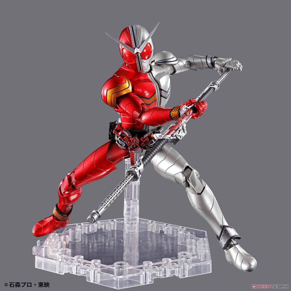 Figure-rise Standard Kamen Rider Double Heat Metal (Plastic model) Item picture6