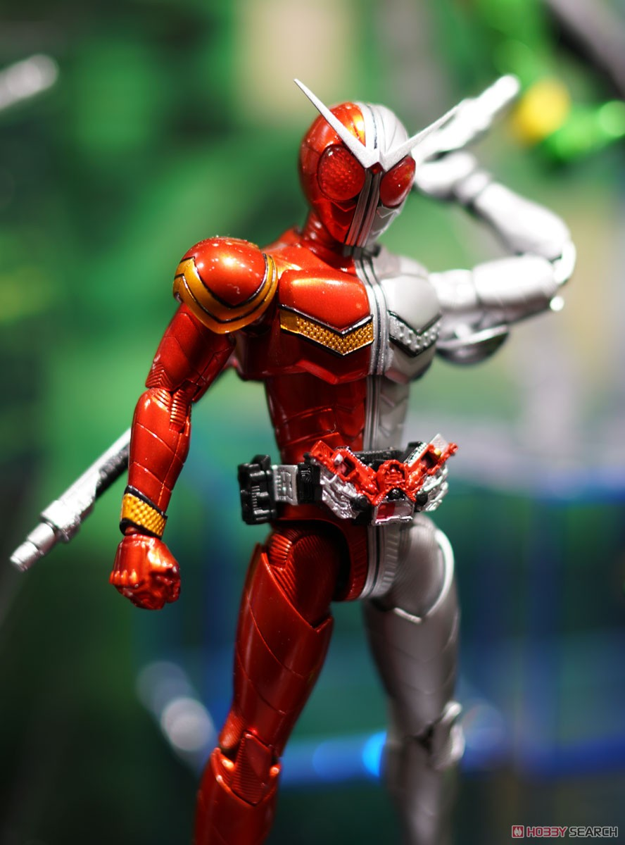 Figure-rise Standard Kamen Rider Double Heat Metal (Plastic model) Other picture5