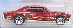 Hot Wheels Muscle Mania `67 Chevelle SS 396 (完成品)
