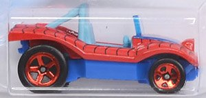 Hot Wheels HW Screen Time Spider Mobile (完成品)