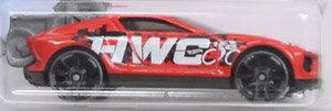 Hot Wheels HW Speed Blur Rise `N Climb (完成品)