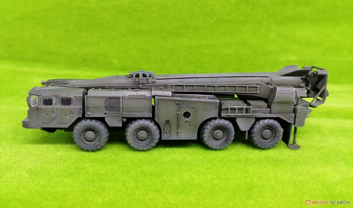 Soviet Army Scud B Strategic Missile Launcher 1970s (Pre-built AFV) Item picture1