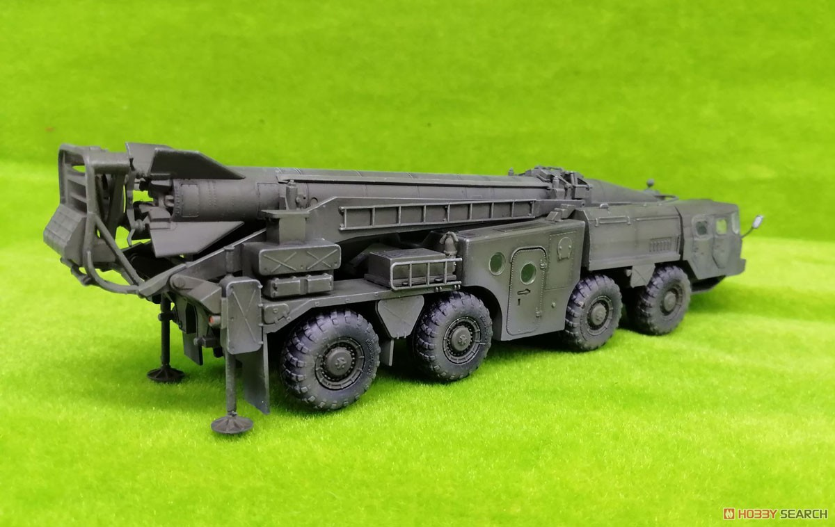 Soviet Army Scud B Strategic Missile Launcher 1970s (Pre-built AFV) Item picture4