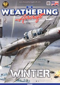 The Weathering Aircraft 12 - Winter (English) (Book)