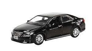 Tiny City TW11 Toyota Camry 2011 Taiwan Highway Patrol Unmarked Car (Diecast Car)