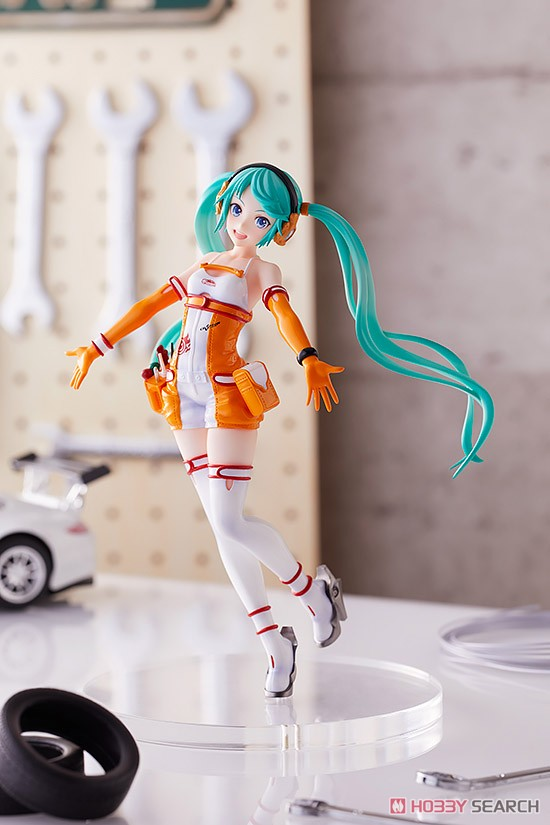 Pop Up Parade Racing Miku 2010 Ver. (PVC Figure) Other picture1