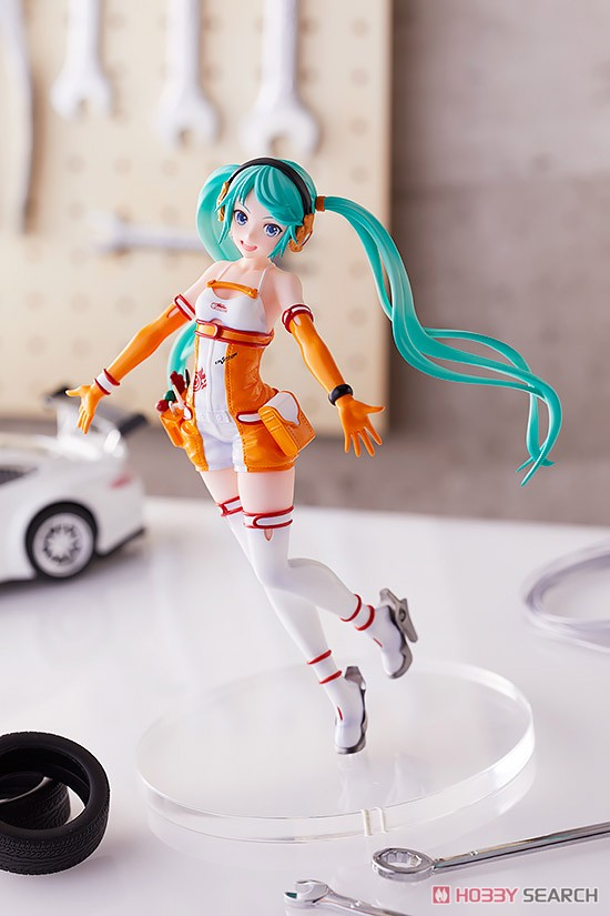 Pop Up Parade Racing Miku 2010 Ver. (PVC Figure) Other picture2
