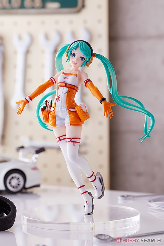 Pop Up Parade Racing Miku 2010 Ver. (PVC Figure) Other picture3