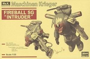 ファイアボールSG `イントルーダー` (2体セット) (プラモデル)