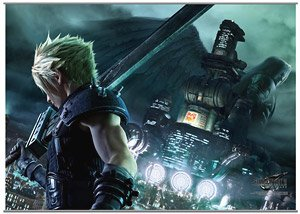 Final Fantasy VII Remake Wall Scroll Vol.1 (Anime Toy)