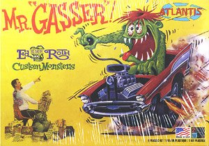 Mr Gasser Ed Big Daddy Roth (Old Revell) (Model Car)