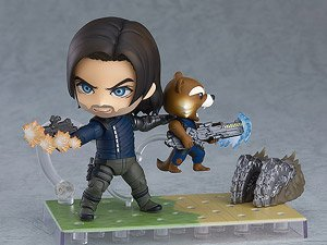 Nendoroid Winter Soldier: Infinity Edition DX Ver. (Completed)