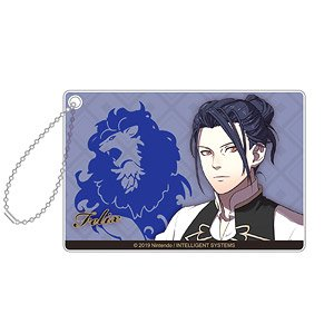 Fire Emblem: Three Houses Acrylic Key Ring 14 Felix (Anime Toy)