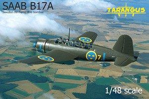 サーブ B17A 急降下爆撃機 (プラモデル)