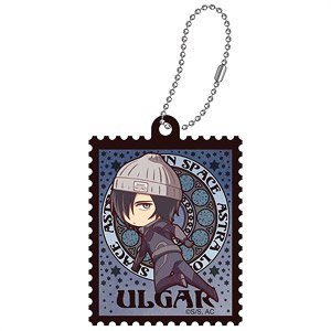 Astra Lost in Space Art Nouveau Series Die-cut Acrylic Key Ring Ulgar Zweig SD (Anime Toy)