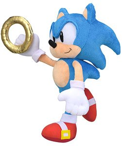 Sonic The Hedgehog Plush Classic Sonic Anime Toy Hobbysearch Anime Goods Store