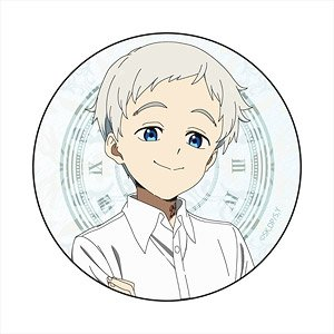 The Promised Neverland Can Badge Norman Ver 1 (Anime Toy)