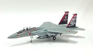 F-15J JASDF 2nd Air Wing (Chitose Air Base) 201st Tactical Fighter Squadron 60th Anniversary Commemoration Painting 32-8943 (Pre-built Aircraft)