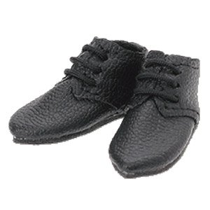 PN Long Nose Shoes (Black) (Fashion Doll)