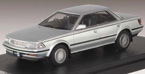 トヨタ カリーナED 2.0X 1987 ライトグリーンメタリック (ミニカー)