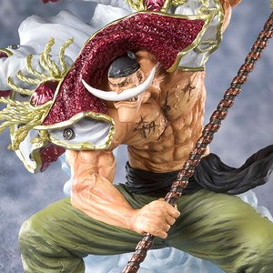 Figuarts Zero Edward Newgate -Whitebeard Pirates Captain- (PVC Figure)