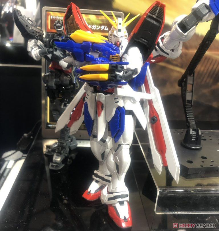 High-Resolution Model God Gundam (1/100) (Gundam Model Kits) Other picture3