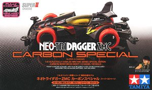 Neo-Tridagger ZMC Carbon Special (Super II Chassis) (Mini 4WD)