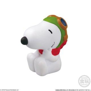Peanuts Snoopy Friends Mascot Doll Soft PVC Figure set of 2 kinds Bandai