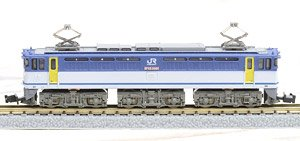 (Z) Type EF65-2000 Electric Locomotive #2060 (Japan Freight Railway Renewed Color) (Model Train)