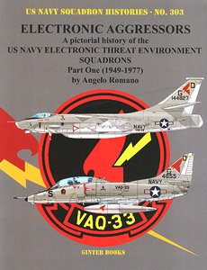 US Navy Electronic Threat Environment Squadrons Part One 1949-1977 (Book)