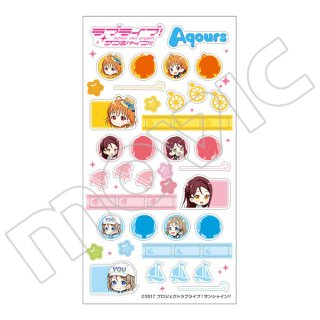 Love Live Sunshine Schedule Seal Second Grade Anime Toy Hobbysearch Anime Goods Store