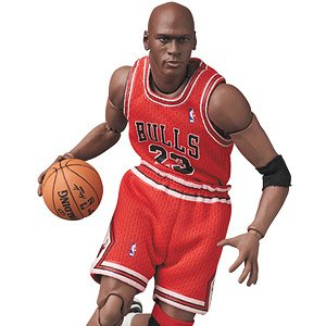 Mafex No.100 Michael Jordan (Chicago Bulls) (Completed)