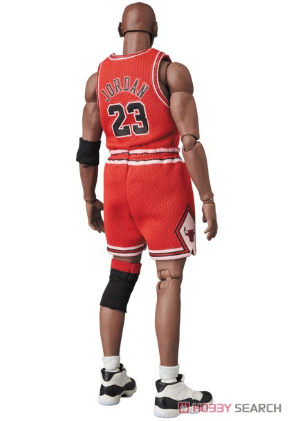 Mafex No.100 Michael Jordan (Chicago Bulls) (Completed) Item picture4