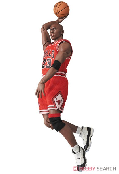 Mafex No.100 Michael Jordan (Chicago Bulls) (Completed) Item picture7