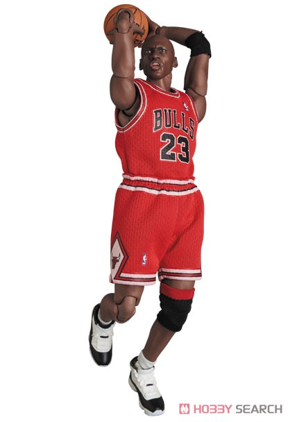 Mafex No.100 Michael Jordan (Chicago Bulls) (Completed) Item picture8