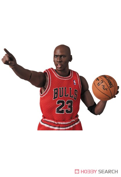 Mafex No.100 Michael Jordan (Chicago Bulls) (Completed) Item picture9