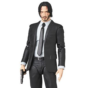 Mafex No.085 John Wick (Chapter 2) (Completed)